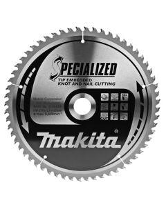 Makita B-09531 Cirkelzaagblad Hout (noest/spijker)