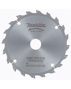 Makita B-07434 Zaagb hout 165x20x2,2 28T 15g