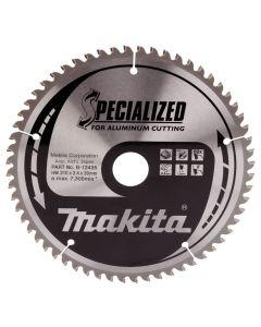 Makita B-12435 Cirkelzaagblad Aluminium