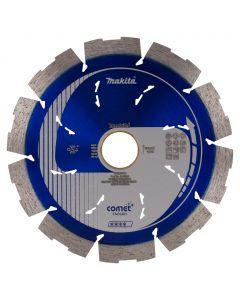 Makita B-12734 Diamantschijf 125x22,23x2,2mm blauw