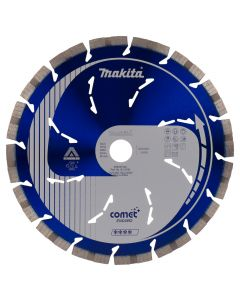 Makita B-12740 Diamantschijf 230x22,23x2,6mm blauw