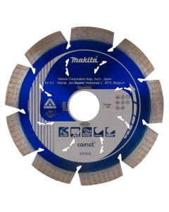 Makita B-12762 Diamantschijf 115x22,23x2,2mm blauw