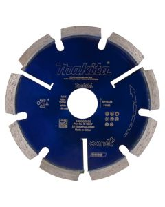 Makita B-13247 Diamant voegschijf 115x22,23x6,4mm blauw