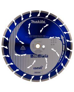 Makita B-13552 Diamantschijf 350x25,4x3,2mm blauw