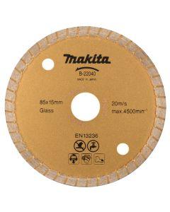 Makita B-22040 Diamantschijf 85x15x2,0mm