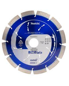 Makita B-27187 Diamantschijf 150x22,23x2,2mm blauw