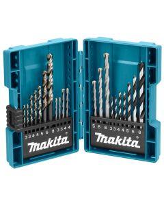 Makita B-44884 Borenset 21-delig