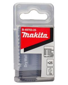 Makita B-49703-25 Zaagblad gips