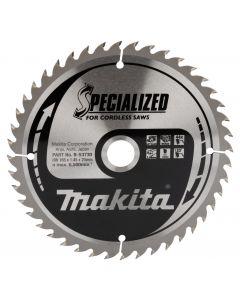 Makita B-53730 Cirkelzaagblad Hout