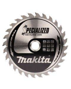 Makita B-56699 Invalzaagblad Hout