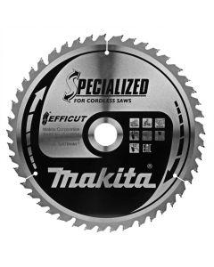 Makita B-64624 Afkortzaagblad Hout