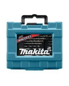 Makita D-36980 Boor-/schroefbitset 34-delig
