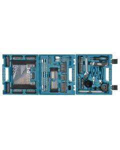 Makita D-37194 Boor-/schroefbitset 200-delig