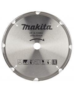 Makita D-72095 Afkortzaagblad vezelcementplaat