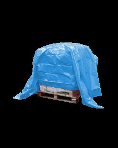 Dekkleed, afdekzeil, eco blauw 10 x 12 m.