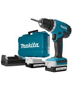 Makita DF347DWE 14,4 V Boor-/schroefmachine
