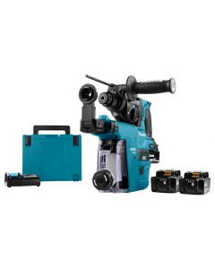 Makita DHR242JWX4 18 V Combihamer