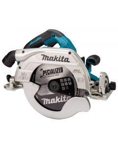 Makita DHS900PT2U 2x18 V Cirkelzaag 235 mm