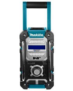 Makita DMR112 Bouwradio FM DAB/DAB+ Bluetooth
