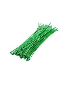 DX Bundelbanden / Tiewrap  3.6 x 200 mm, Groen
