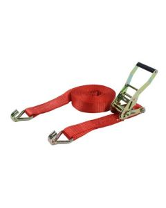 Spanband, sjorband met ratel, 5000Kg. GS/TüV