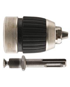 Makita P-33788 Boorkop snelspan 1,5-13mm met SDS-PLUS opname
