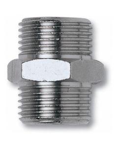 "Patentnippel 1/8""M - 1/8""M"