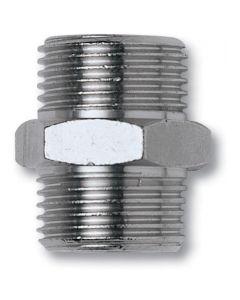 "Patentnippel 1/4""M - 1/4""M"
