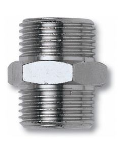 "Patentnippel 3/8""M - 3/8""M"