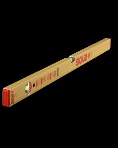 Sola AZ120 blokwaterpas 120 cm (2 libellen)