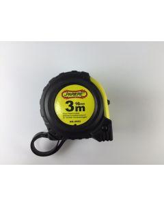 Rolbandmaat magnetisch 3M. - 16mm. - Pariere nr. 4503.