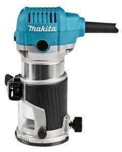 Makita RT0700CX3J 230 V Boven- en kantenfrees