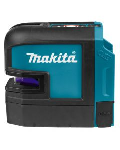 Makita SK105DZ Kruislijn laser rood
