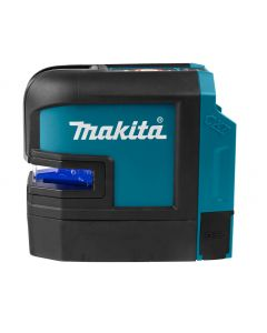 Makita SK106DZ Kruislijn / punt laser rood