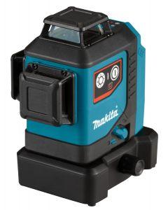 Makita SK700DX 12 V Max Kruislijn laser rood 3x 360°
