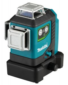 Makita SK700GDX 12 V Max Kruislijn laser groen 3x 360°