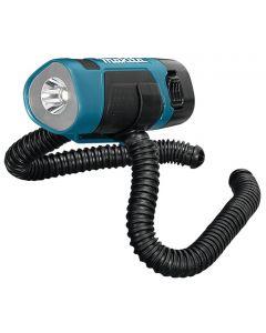 Makita STEXML101 10,8 V Zaklamp led