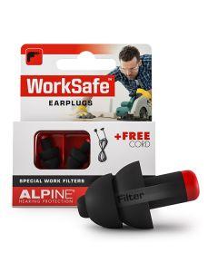 WorkSafe-  Alpine ® - Klus oordoppen - 1 paar (23 dB)