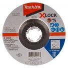 Makita E-00393 Afbraamschijf X-LOCK 125x22,23x6,0mm staal