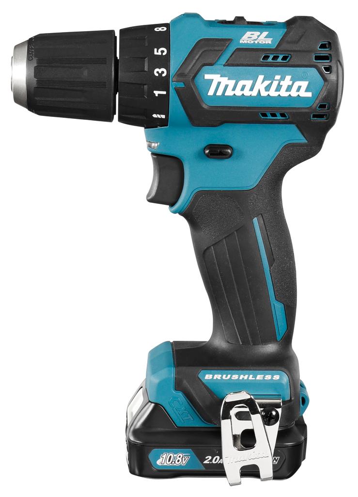 Makita DF332- 10,8 V Boor-/schroefmachine