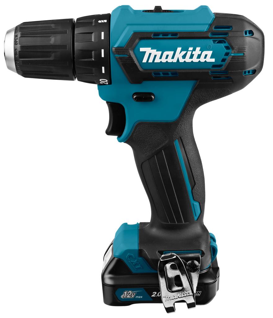 Makita DF333- 12 V Max Boor-/schroefmachine