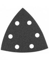 Schuurvel 94 mm Black velcro