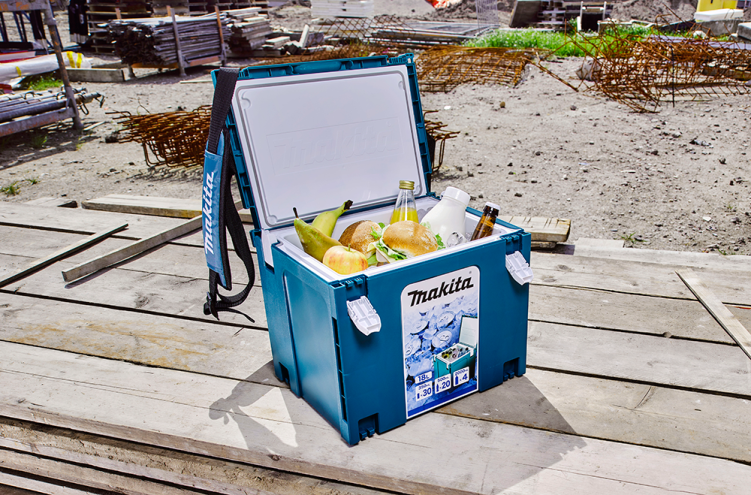 Makita CoolMbox actie